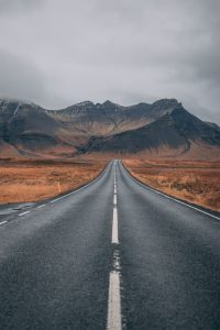Das Leben ist eine Berg- Talfahrt